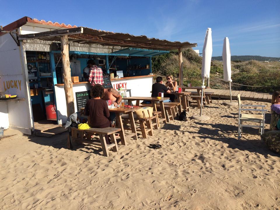 Formentera's Kioskos